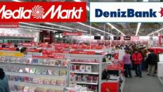 Denizbank Media Markt Anlaşması